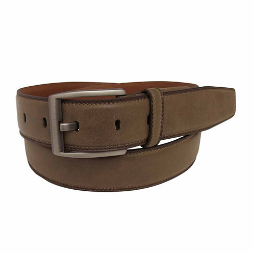 Van Heusen Flex Feather Edge Stitch Belt