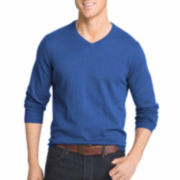 Izod Cotton Pullover Sweater