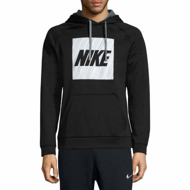 jcpenney.com | Nike® Therma Block Fleece Hoodie
