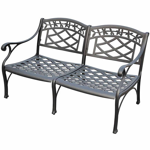Sedona Cast Aluminum Patio Lounge Chair