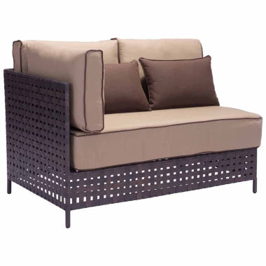 jcpenney.com | Zuo Modern Pinery Left Corner Patio Lounge Chair