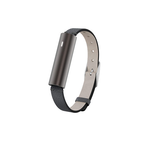 Misfit Ray Activity Tracker with Leather Band