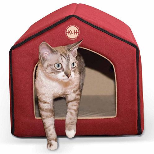 "K & H Manufacturing Indoor Pet House 16"" x 15"" x 14"""