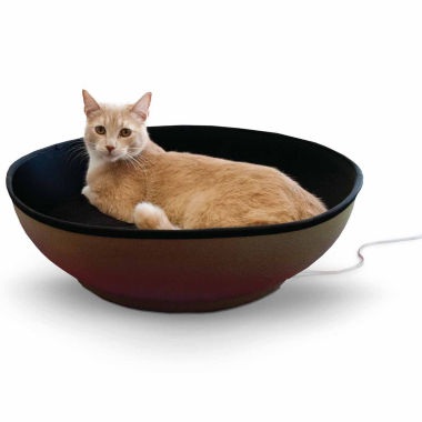 jcpenney.com | K & H Manufacturing Thermo-Mod Half-Pod Pet Bed