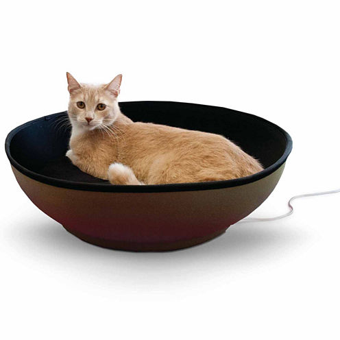 K & H Manufacturing Thermo-Mod Half-Pod Pet Bed