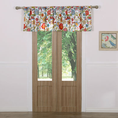 963a597302ef2 Greenland Home Fashions Astoria Floral Valance JCPenney
