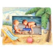 """Pinnacle 6x4"""" Beach Frame"""