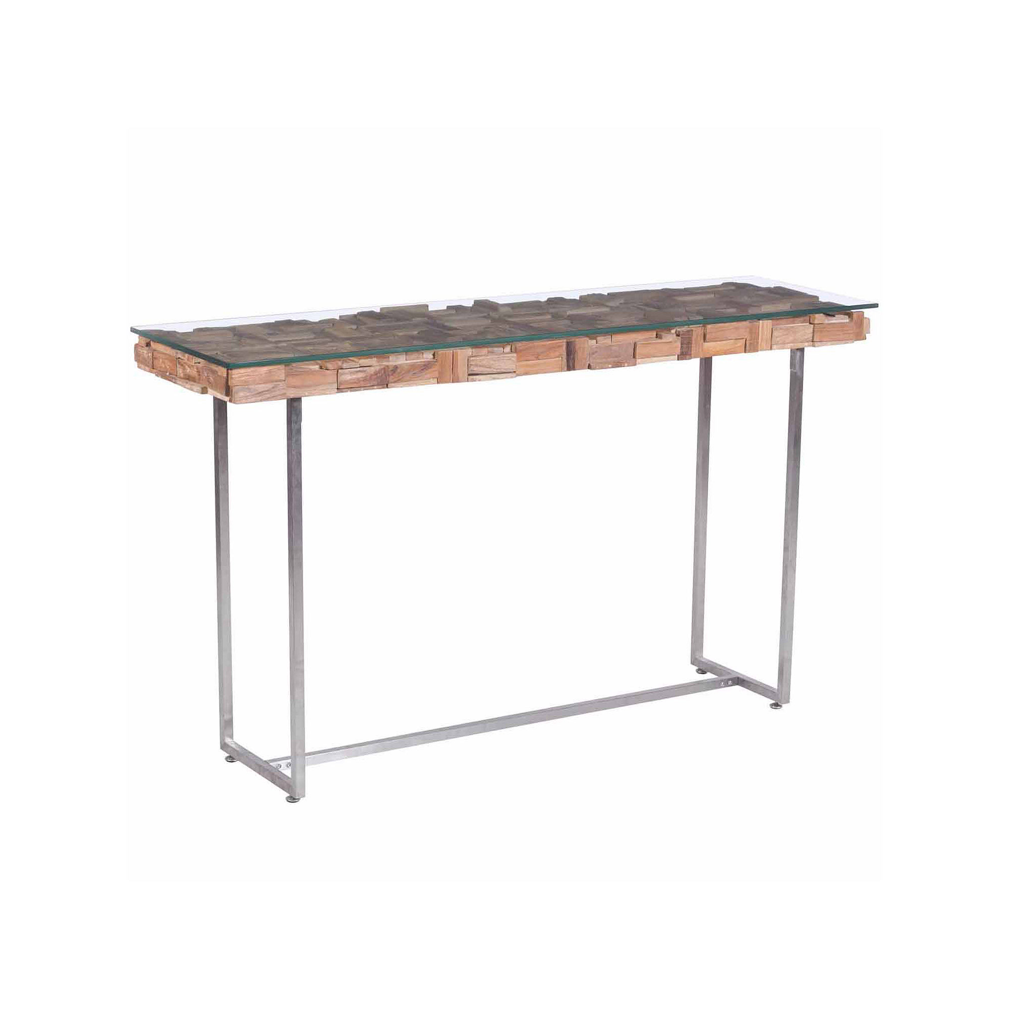 Zuo Modern Collage Console Table