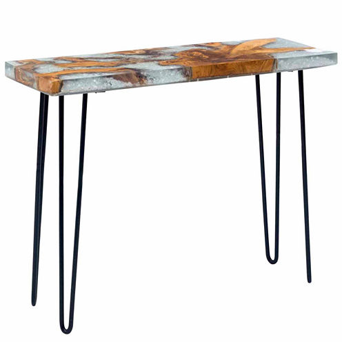 Zuo Modern Fissure Console Table