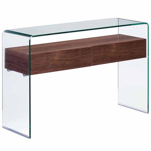 Zuo Modern Shaman Console Table