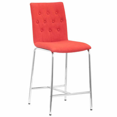jcpenney.com | Zuo Modern Uppsala 2-pc. Counter Height Bar Stool