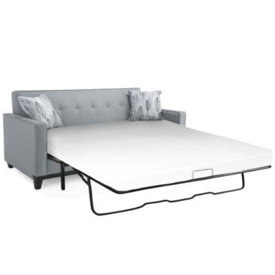 Snuggle Home Sleeper Sofa Medium Tight Top Foam Mattress