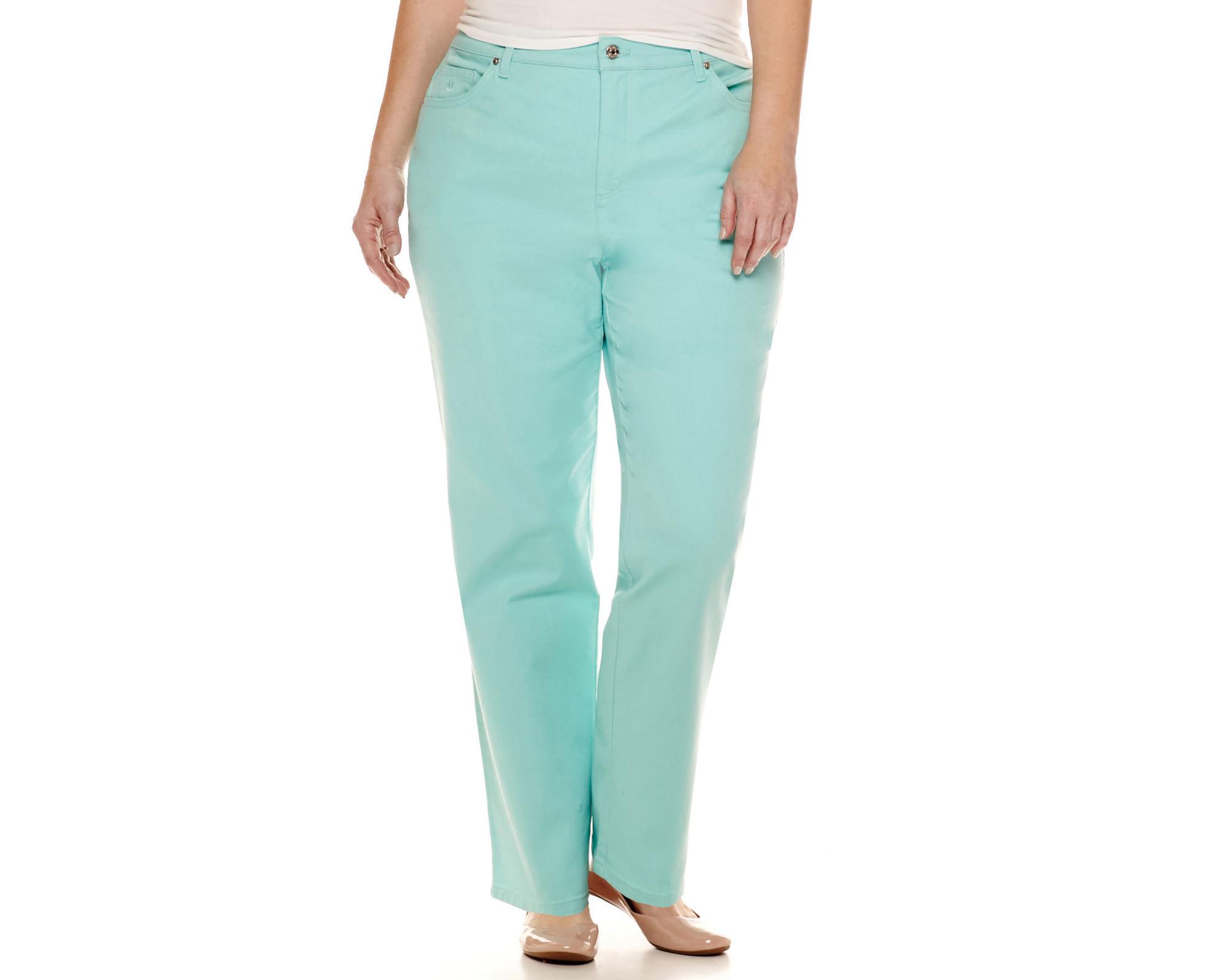 Gloria Vanderbilt Amanda Jeans - Plus
