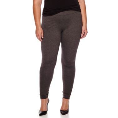 jcpenney.com | Boutique+ Essential Leggings - Plus