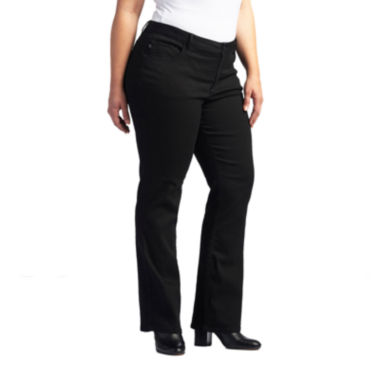 jcpenney.com | Lee® Easy-Fit Emma Bootcut Jeans - Plus