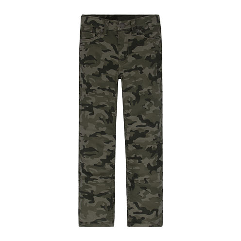 Levi's® 511™ 5-Pocket Knit Pants - Preschool Boys 4-7x