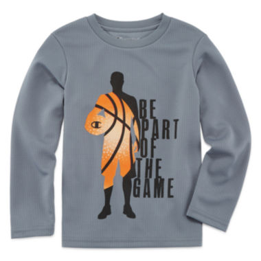 jcpenney.com | Champion® Long-Sleeve Thermal Tee - Preschool Boys 4-7