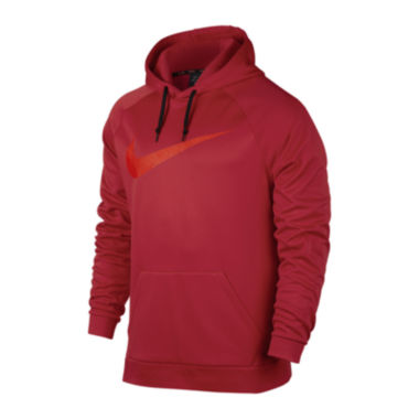 jcpenney.com | Nike® Long-Sleeve Therma Swoosh Fleece