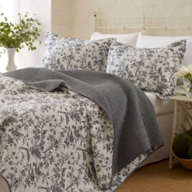 jcpenney.com | Laura Ashley Amberly Quilt Set