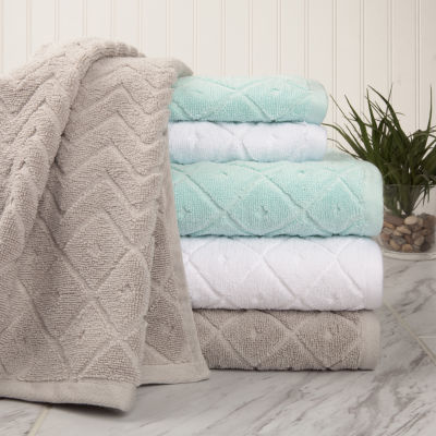 American Dawn Mabel 6 Pc Bath Towel Set Jcpenney