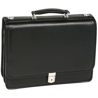 jcpenney.com | McKlein Bucktown Leather Briefcase