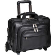 McKlein Gold Coast Wheeled Laptop Case