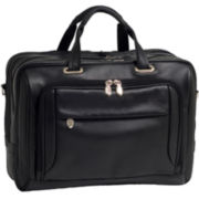 McKlein West Loop Expandable Briefcase