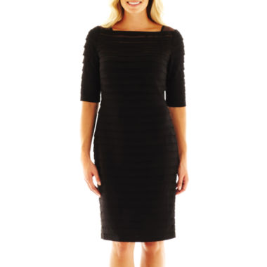 jcpenney.com | Simply Liliana Banded Sheath Dress