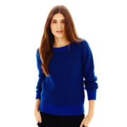 Joe Fresh™ Two-Tone Sweater