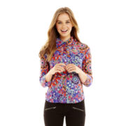 L'Amour Nanette Lepore Button-Front Shirt