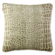 Journey Oversized Faux-Fur Pillow
