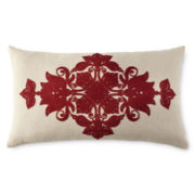 Henna Oblong Decorative Pillow