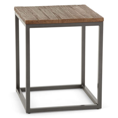 "jcpenney.com | Elm 24"" Square Side Table"