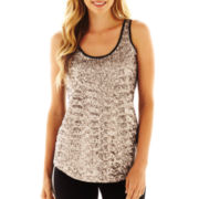 a.n.a® Sequin Tank Top