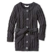 Joe Fresh™ Sweater Coat - Girls 1t-5t