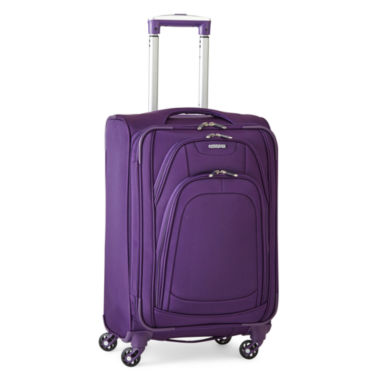 "jcpenney.com | American Tourister Colorspin Max 21"" Spinner Luggage"