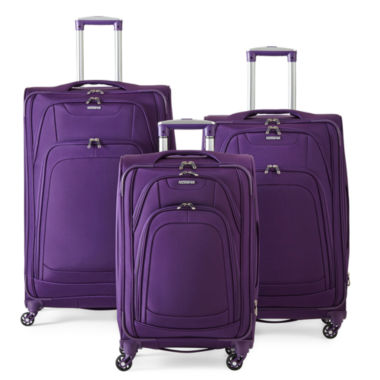 jcpenney.com | American Tourister Colorspin Max Luggage Collection