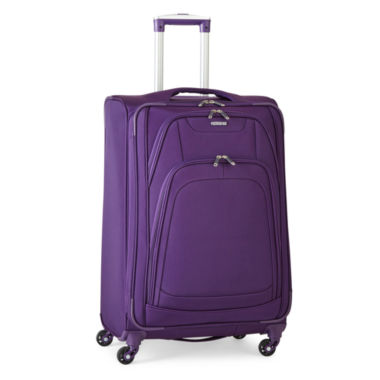 "jcpenney.com | American Tourister Colorspin Max 25"" Spinner Luggage"