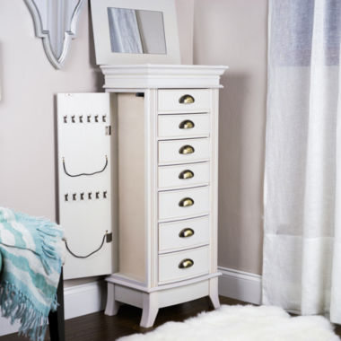 jcpenney.com | White Jewelry Armoire