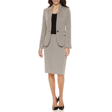 jcpenney.com | Chelsea Rose Long Sleeve Jacket with Pencil Skirt