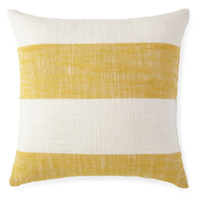 Dune Stripe Decorative Pillow