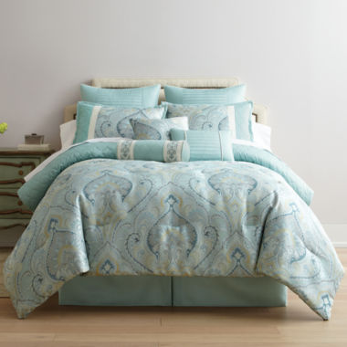 jcpenney.com | Home Expressions™ Lucerne 7-pc. Comforter Set & Accessories