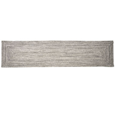 jcpenney.com | Colonial Mills® Blaise Tweed Reversible Braided Oval Runner