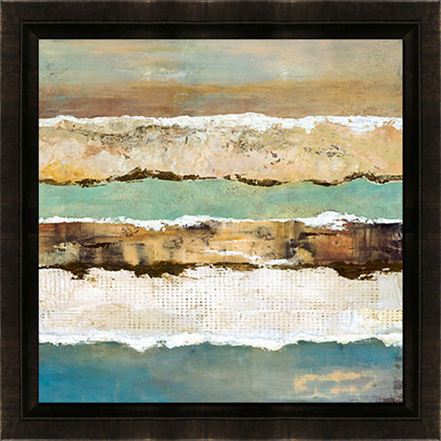 On Edge Revisited II Framed Art