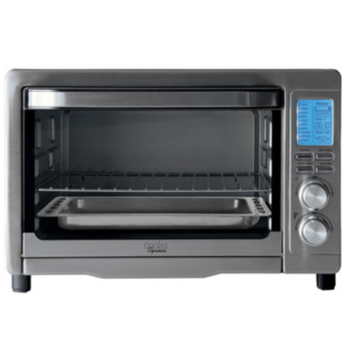 jcpenney.com | Cooks Signature 6-Slice Convection/Rotisserie Toaster Oven