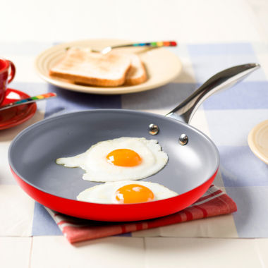 "jcpenney.com | Fiesta 11"" Ceramic Nonstick Frying Pan"