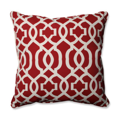 Jcpenney Floor Pillows : Pillow Perfect New Geo Square Outdoor Floor Pillow - JCPenney
