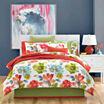 Queen Street Madie Floral Midweight Comforter Set