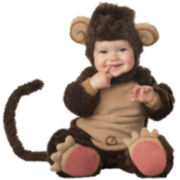 Lil' Monkey Child Costume