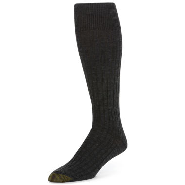 jcpenney.com | Gold Toe® 3-pk. Windsor Wool-Rich Over-the-Calf Socks